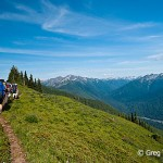 High Divide Trail, Olympic National Park