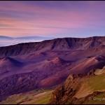 Haleakala Crater at Dawn