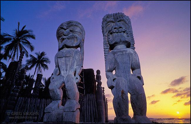 Pu'uhonua O Hōnaunau National Historical Park