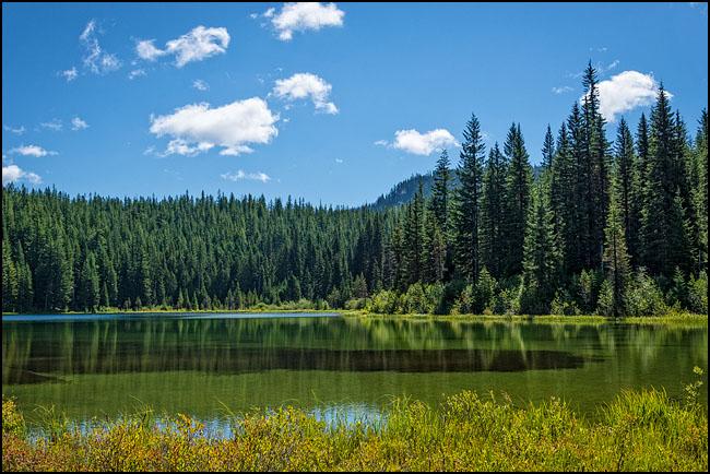 Upper Salmon Lake