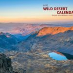 Oregon Wild Desert Calendar