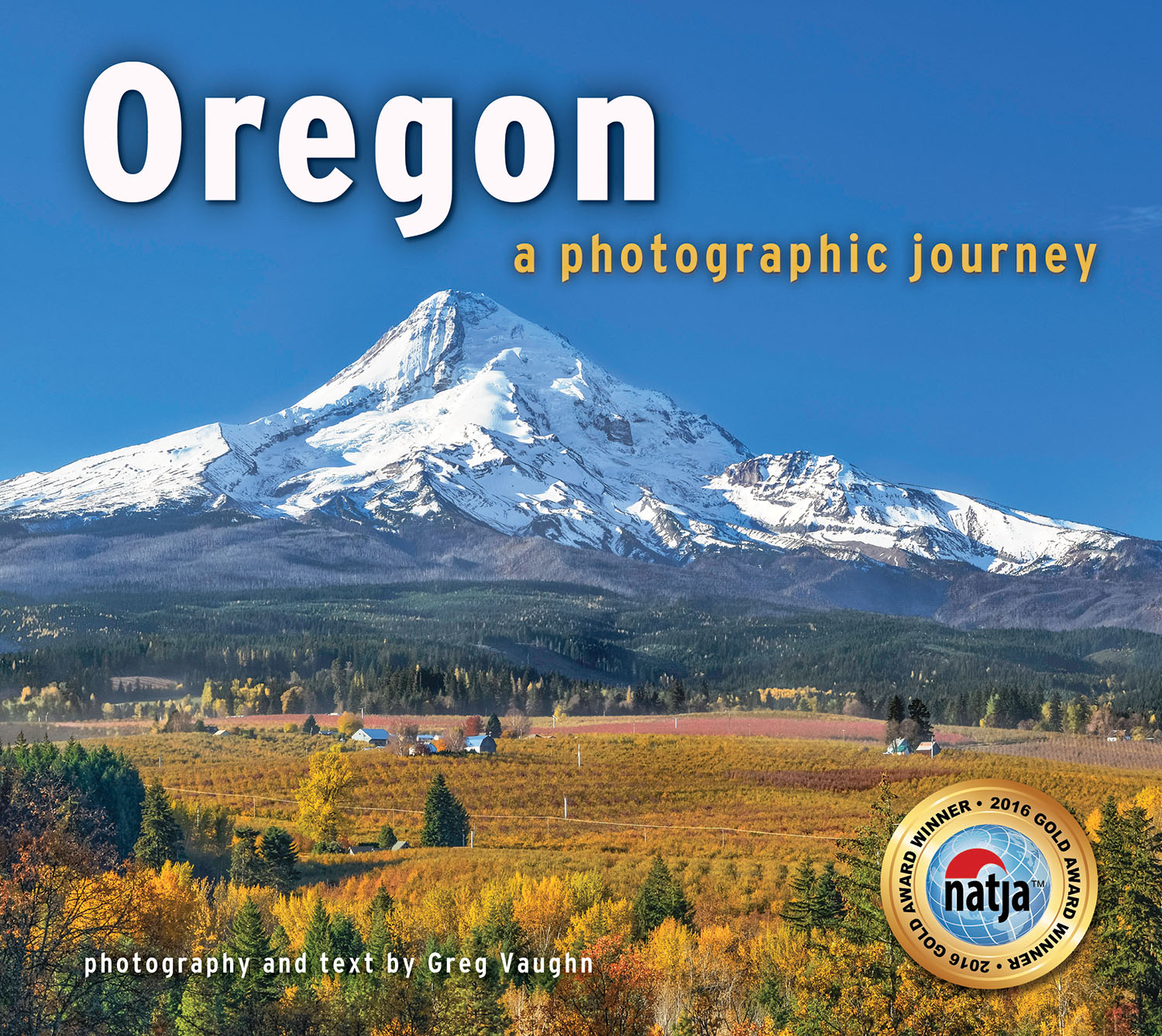 "cover of book ""Oregon, A Photographic Journey"""