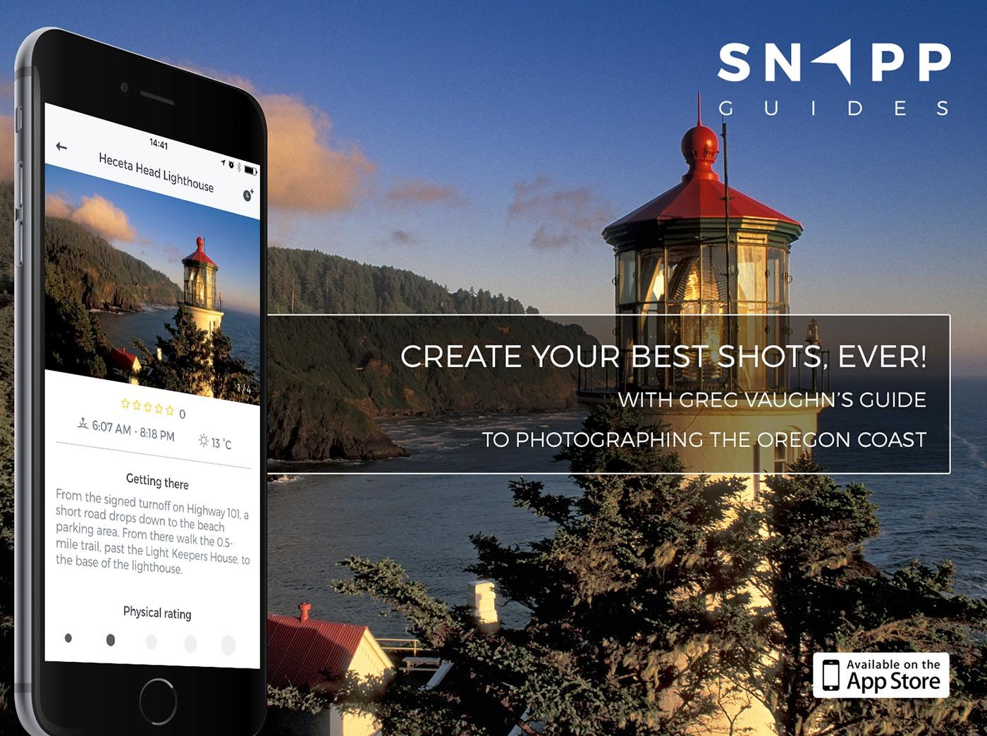 Snapp Guide to Photographing the Oregon Coast