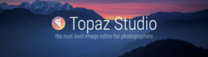 Topaz Studio graphic